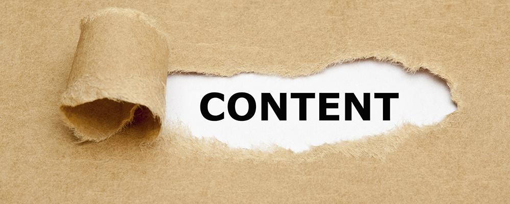 Content strategi – enkla steg som hjälp på vägen