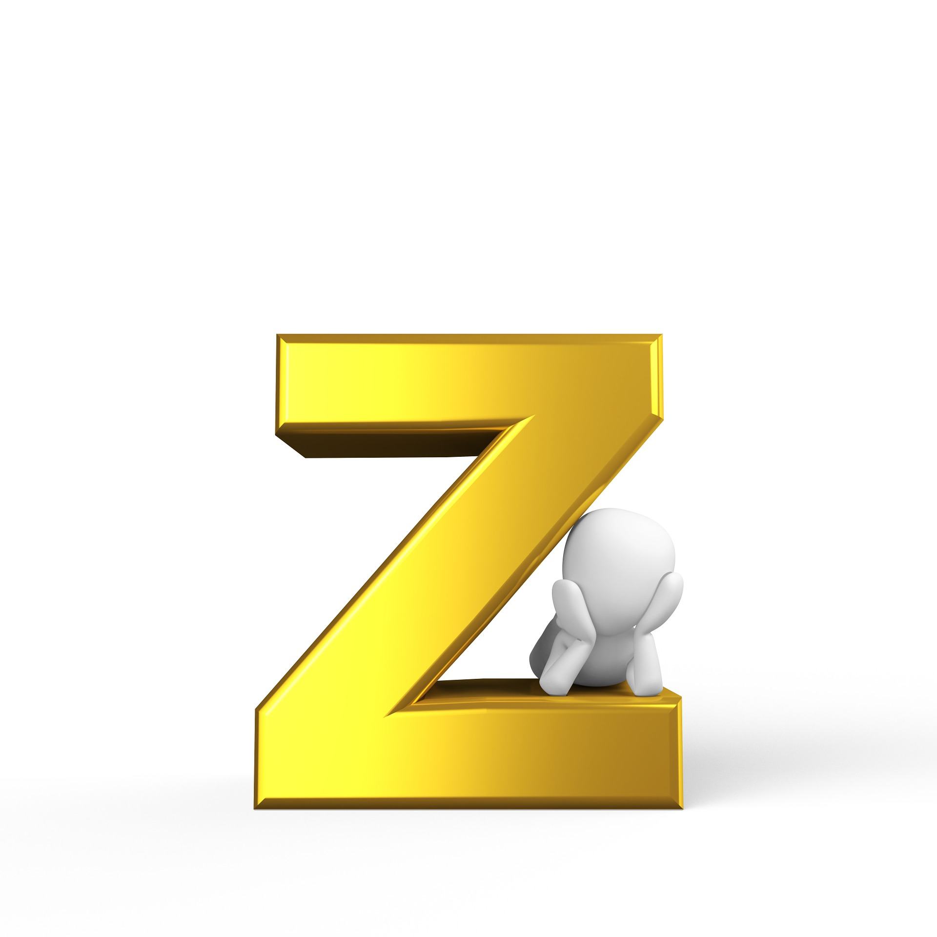 Generation Z inledning bild av Z