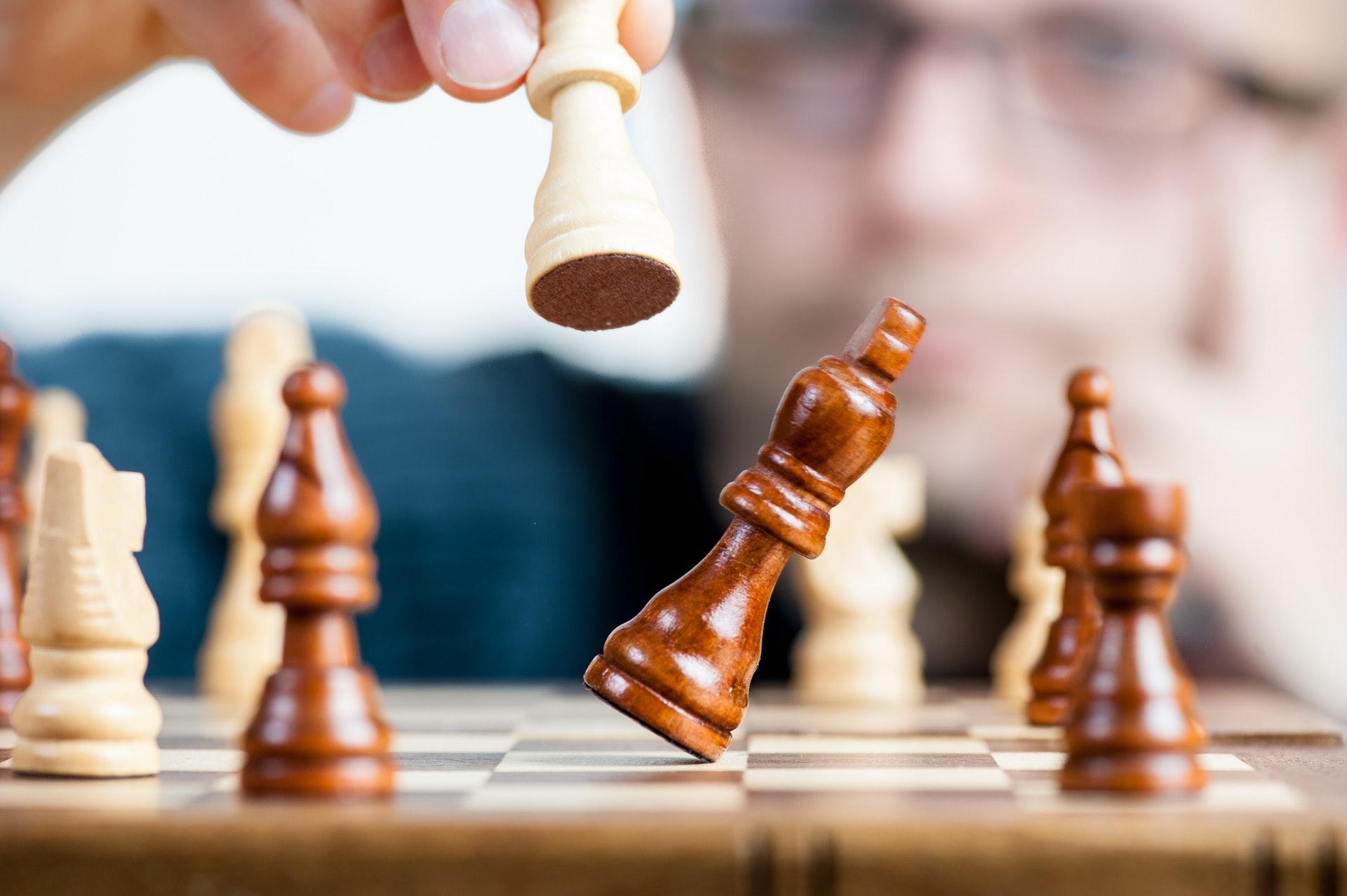 Fördel mot konkurrenter